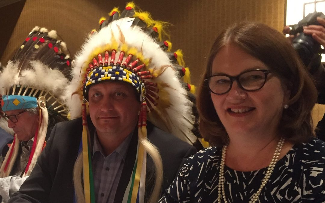 Philpott says federal government's relationship with Indigenous people is improving