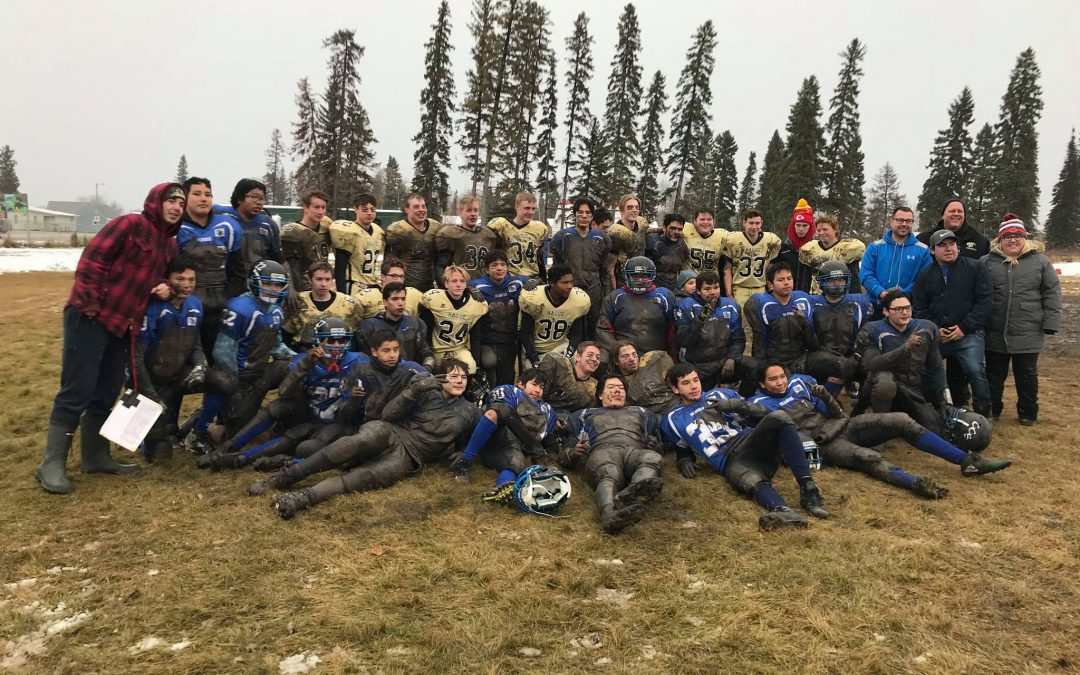 Cumberland House Islanders, Sandy Bay T-Wolves wrap up seasons after losses in provincial competition