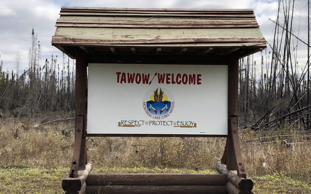 Montreal Lake Cree Nation in lock-down after COVID-19 case
