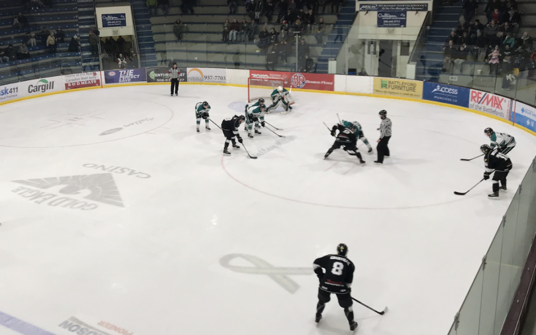 Ice Wolves drop fourth straight