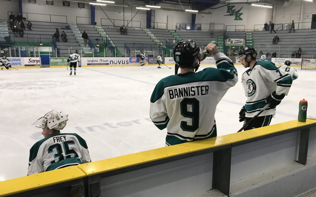 Ice Wolves go winless on three-game trip