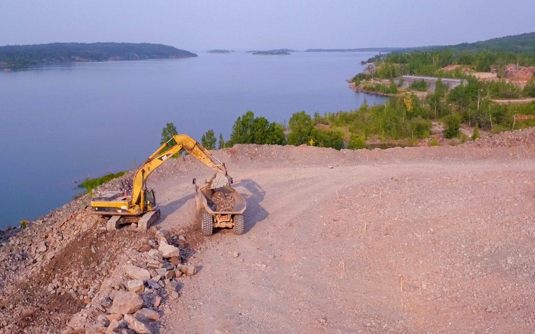Sask. says Ottawa not paying for Gunnar mine remediation