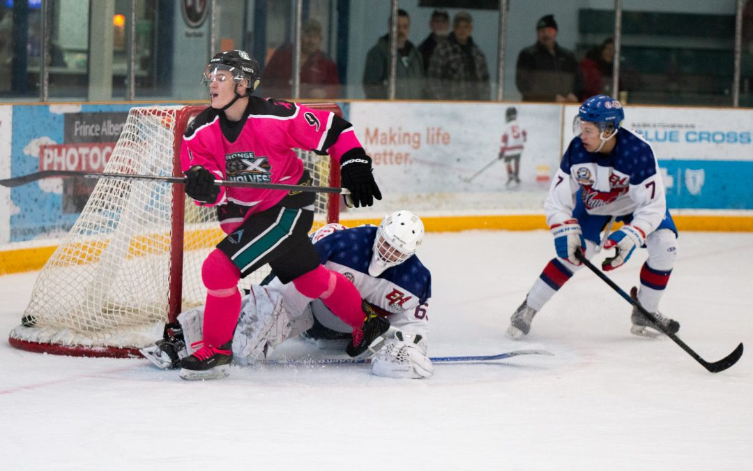 Ice Wolves lose 11th straight