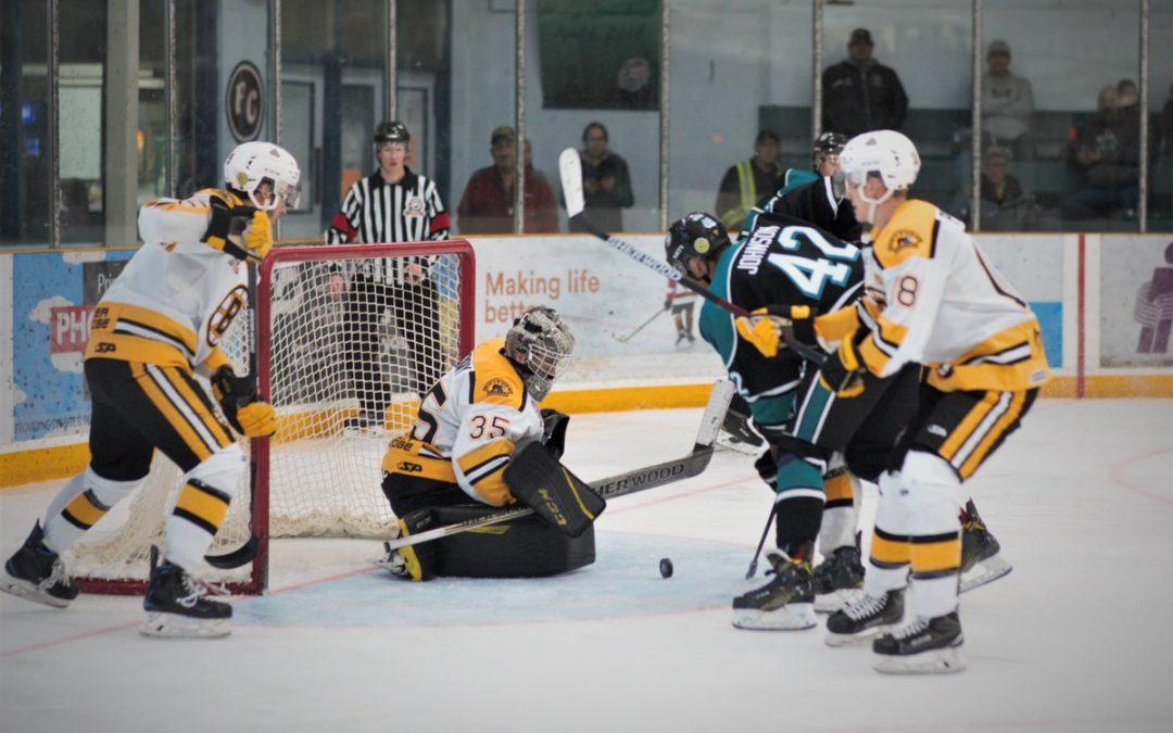 Ice Wolves make several roster moves
