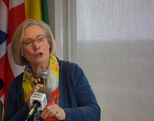 Carolyn Bennett addresses AFN saying Ottawa needs to do better