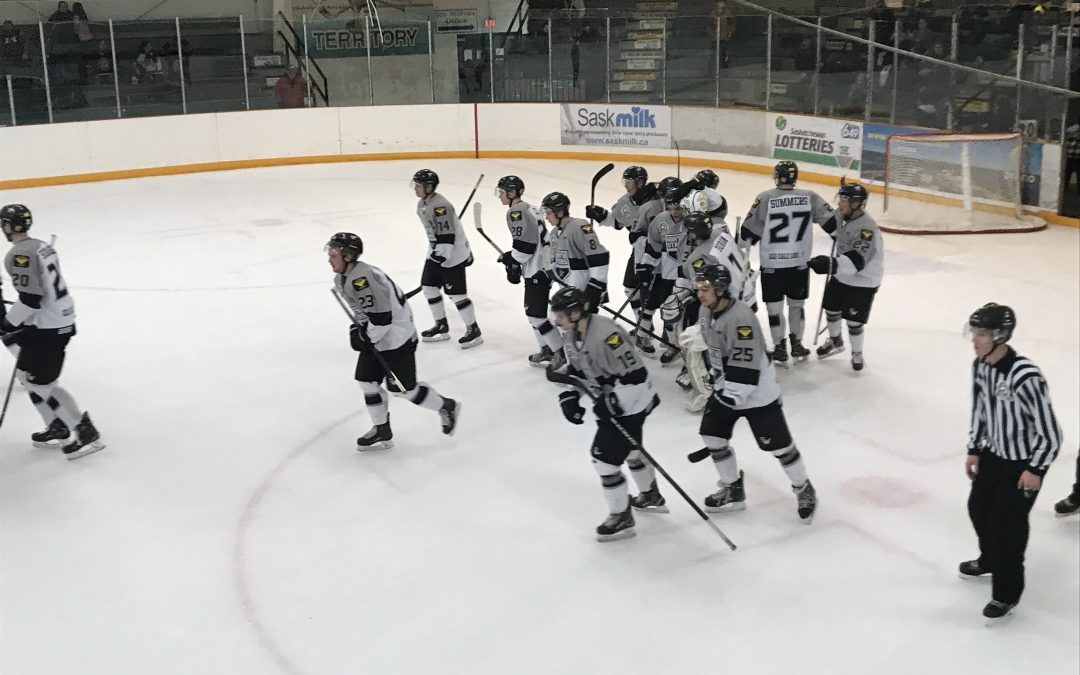 Ice Wolves fall in overtime to Stars