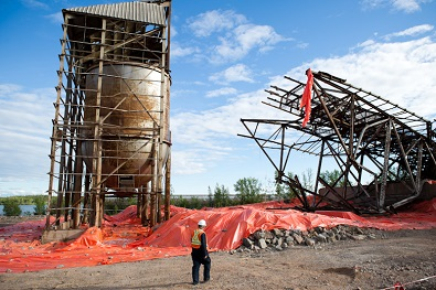 Clean up and decommissioning of northern Saskatchewan legacy uranium mining sites continues