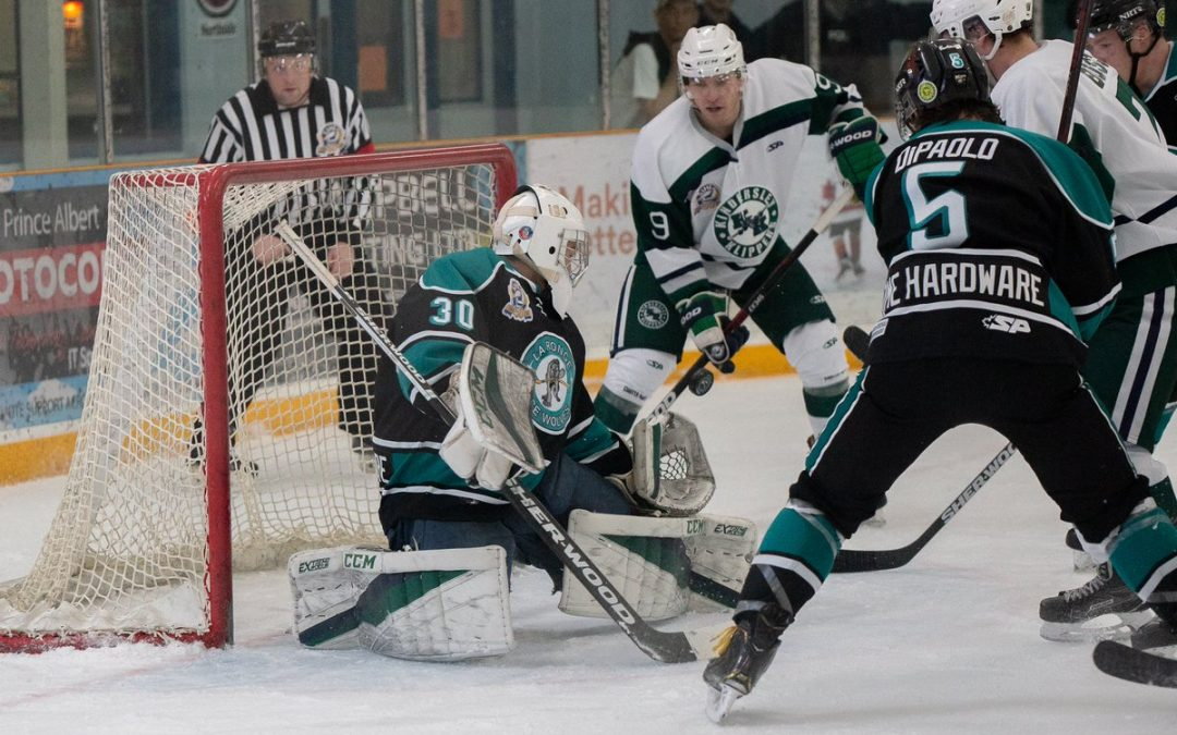 Ice Wolves trade Davidson to Burlington
