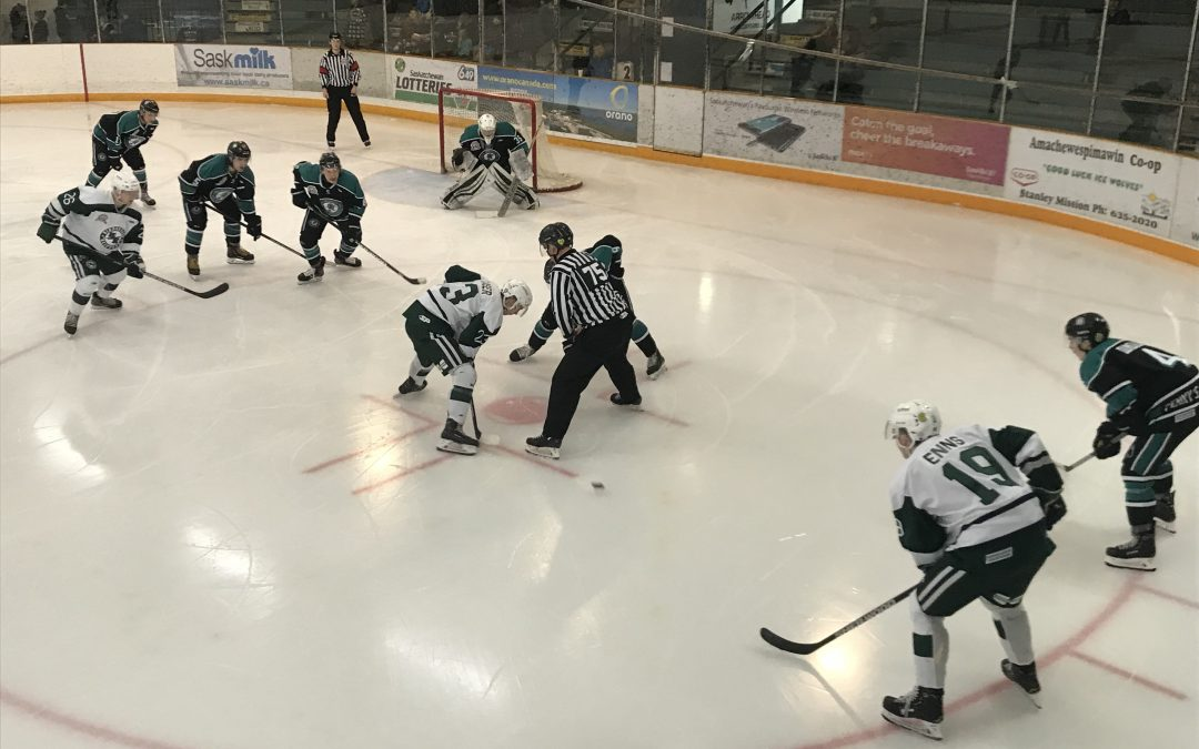 Frey tremendous as Ice Wolves down Klippers