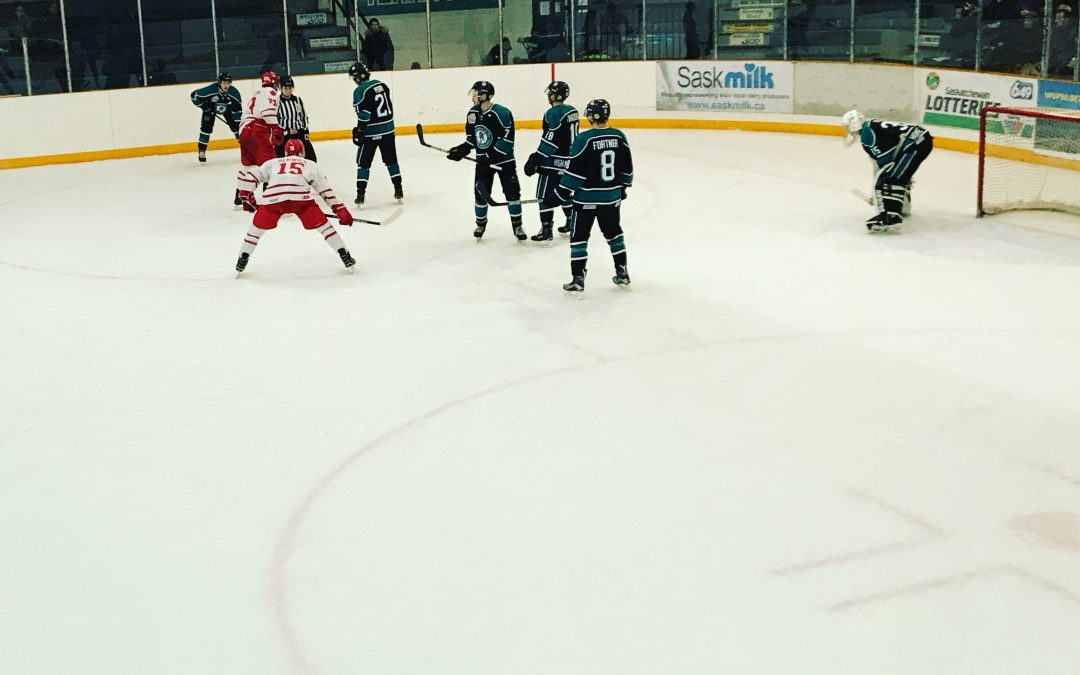 Hounds skate past Ice Wolves