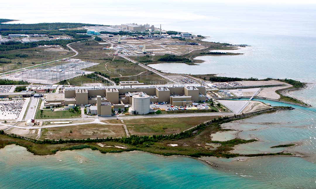 Sask. First Nation joint venture to help refurbish Bruce Power nuclear facility