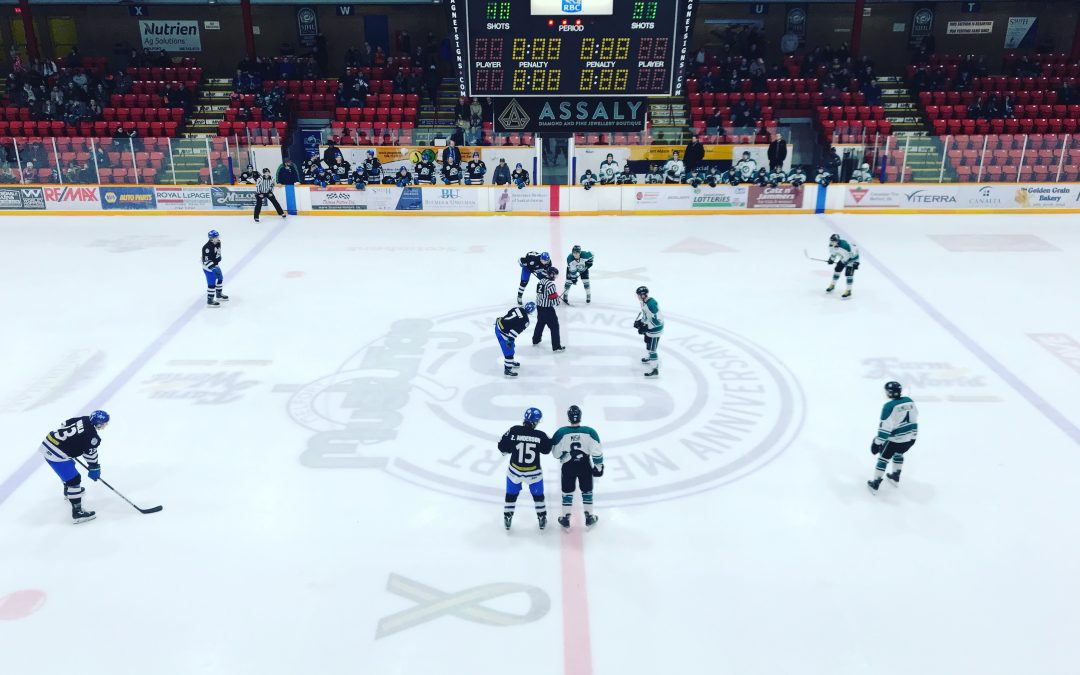 Ice Wolves finish week with loss in Melfort