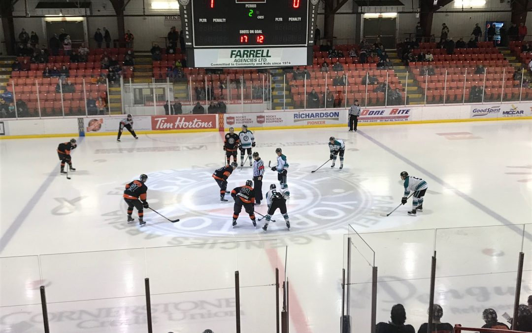 Ice Wolves fall in Yorkton