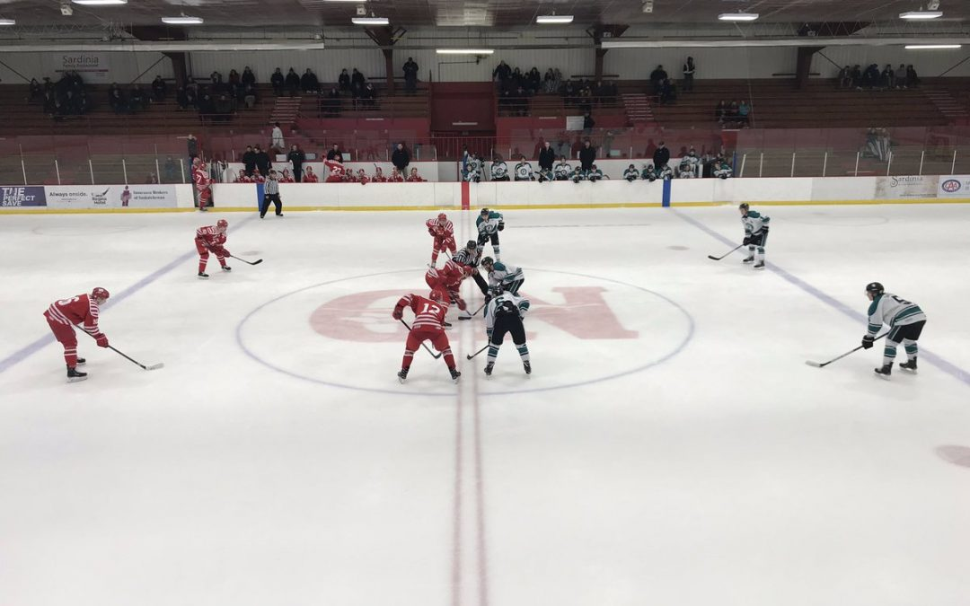 Ice Wolves end trip with loss in Wilcox