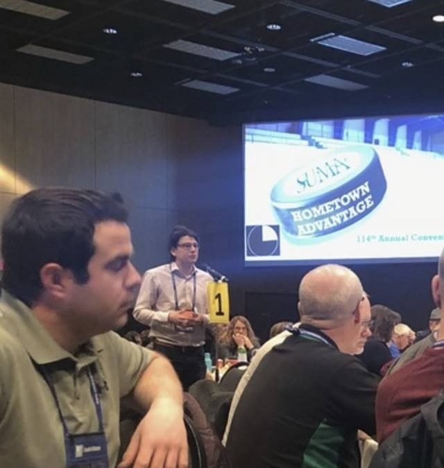 Alcohol tax resolution axed at SUMA convention