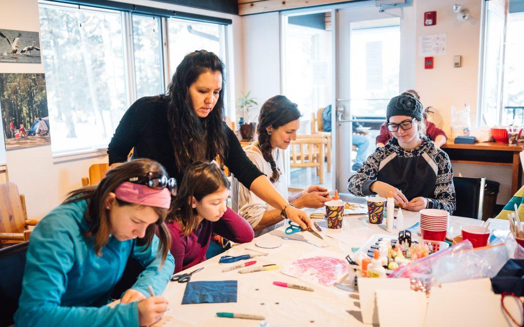 Indigenous interpretative sessions part of snow days at P.A. National Park