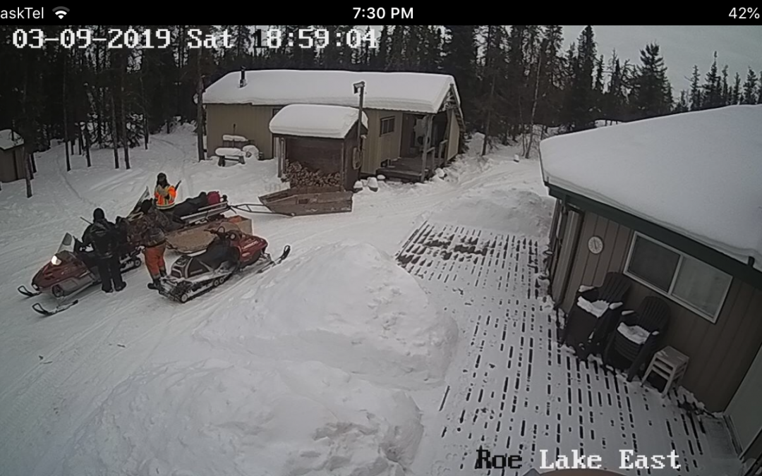 Turnor Lake RCMP search for suspects in cabin break and enters