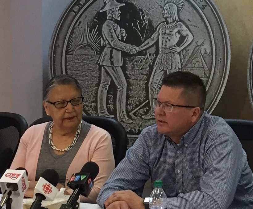 Ochapowace Chief and FSIN want trespassing charges laid against evicted farmer