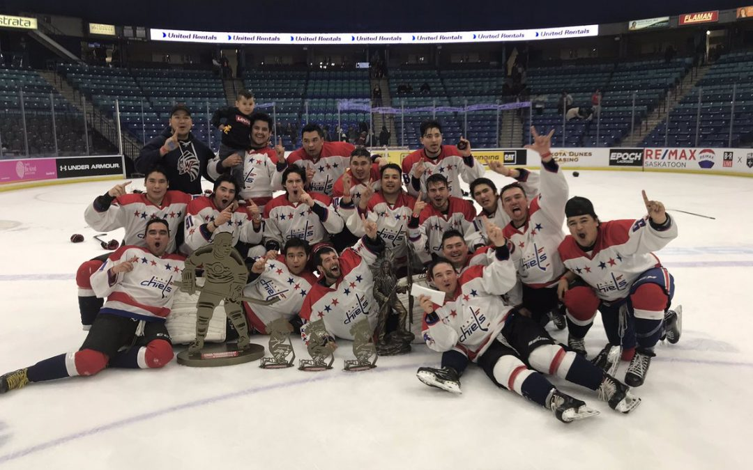 Waswanipi wins Fred Sasakamoose tournament