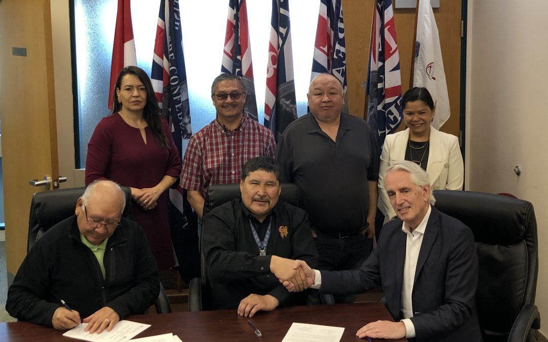 PAGC, U of S sign memorandum of understanding