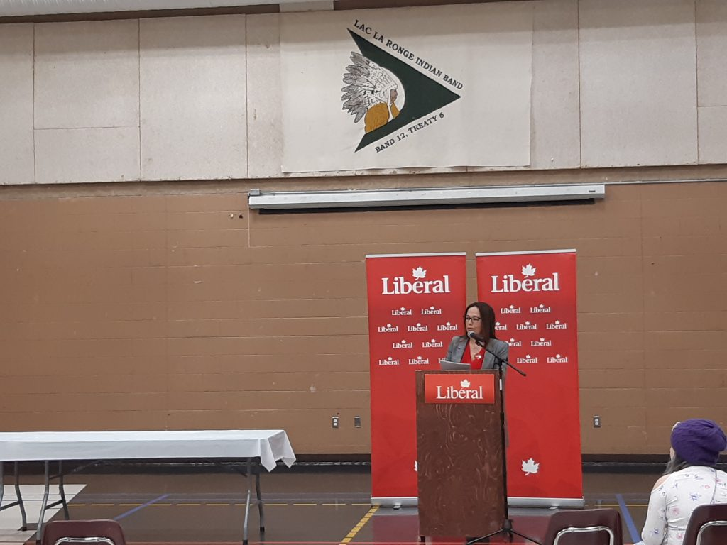 Cook-Searson Acclaimed As Liberal Candidate