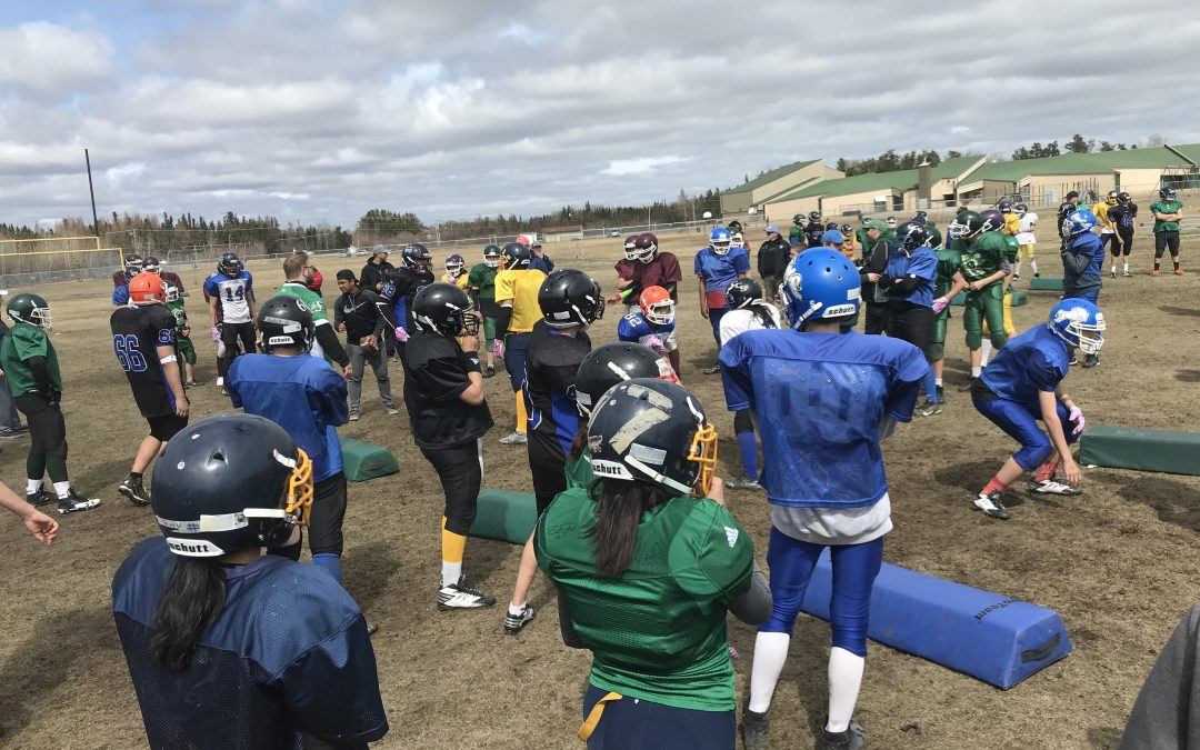 Northern Football Jamboree finishes
