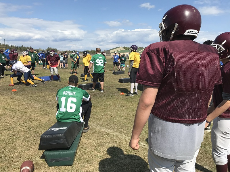 Roughriders returning to La Ronge