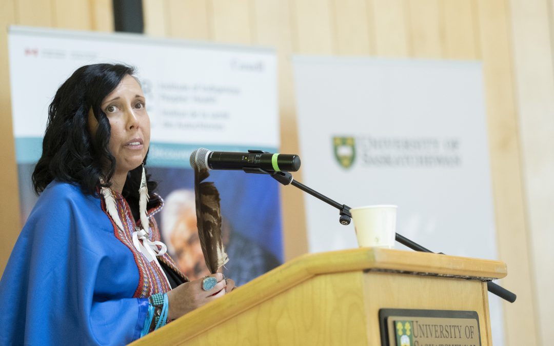 Institute of Indigenous Peoples' Health launches new plan and investment in research