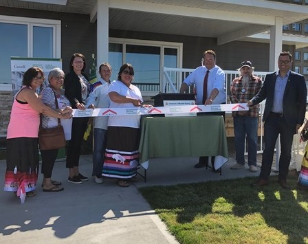 Battlefords Indian and Métis Friendship Centre overseeing new affordable housing project