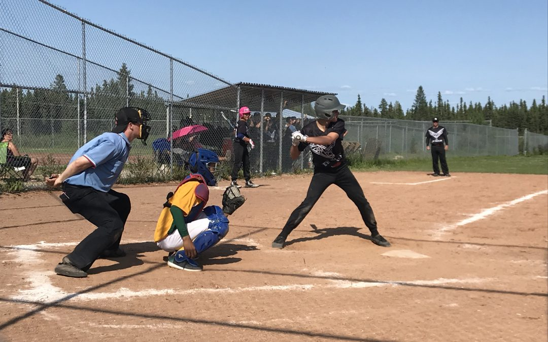 La Ronge hosts international fastball