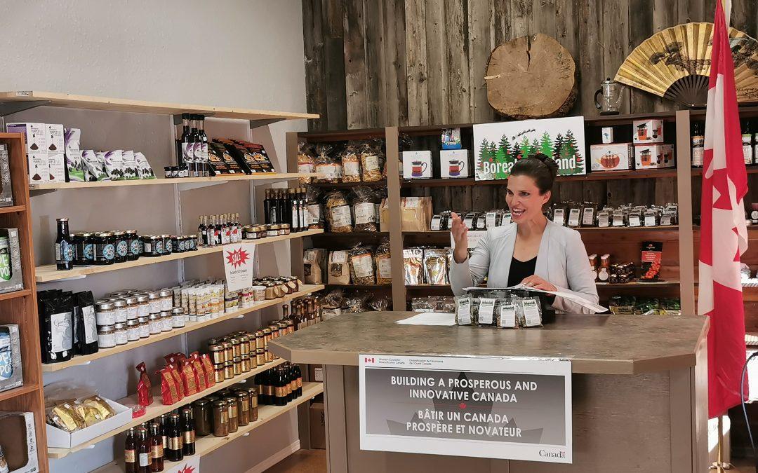 Feds invest into La Ronge area economy