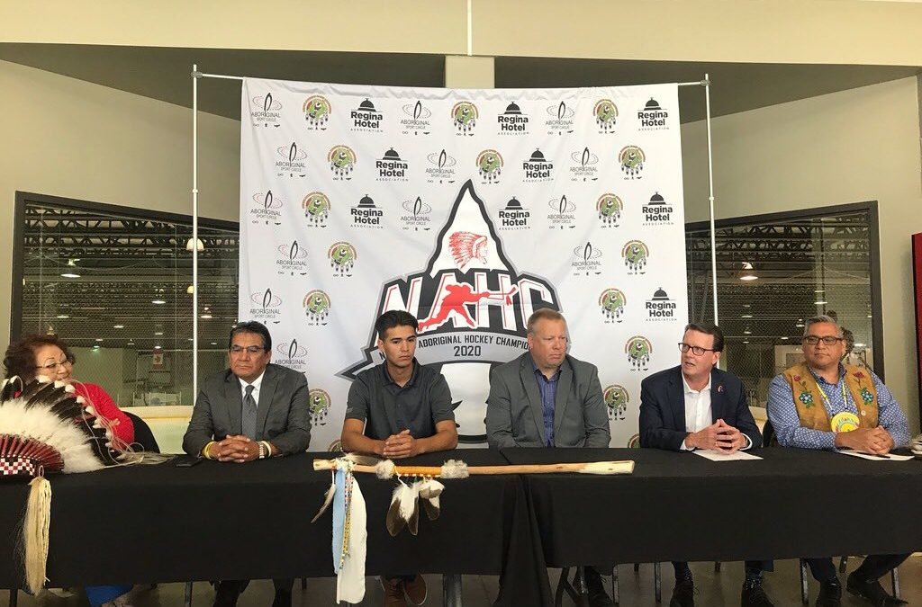 Regina to host National Aboriginal Hockey Championships