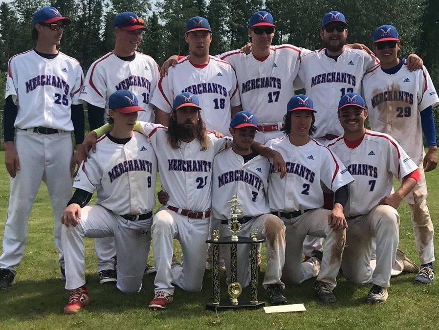 Saskatoon team wins JRMCC fastball tournament