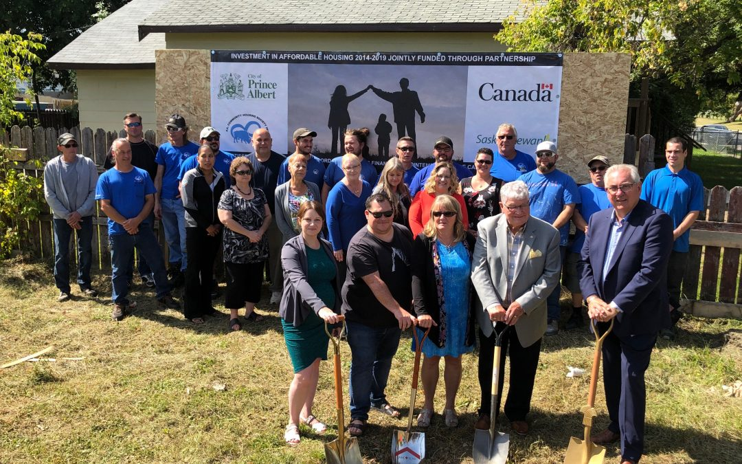 Prince Albert affordable housing units to target those in need