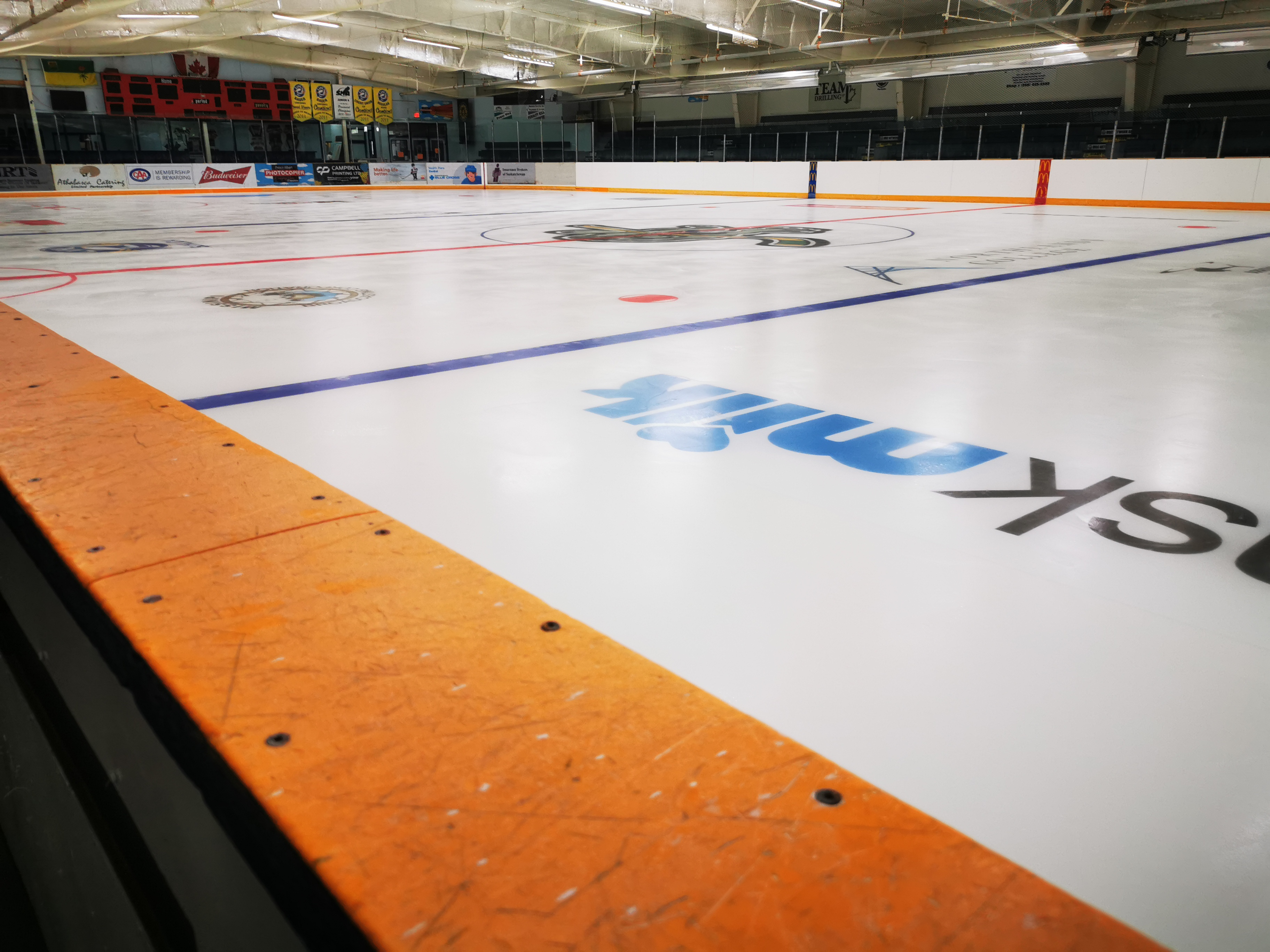 Ice Wolves training camp details announced - MBC Radio