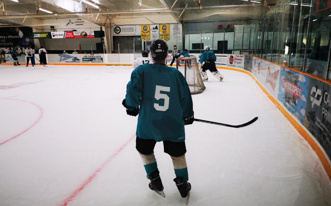 Training camp underway for Ice Wolves