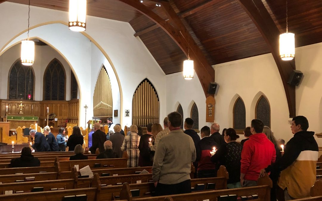 Vigil held in Prince Albert for World Suicide Prevention Day