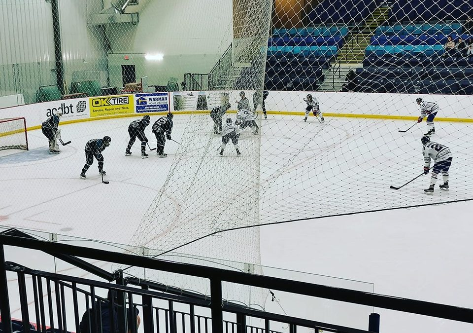 Ice Wolves perfect at SJHL Showcase
