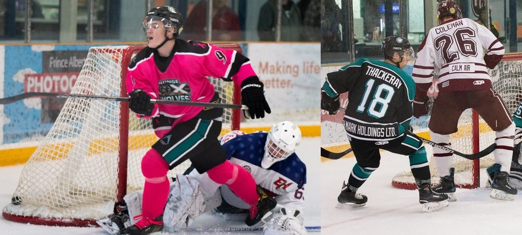 Ice Wolves make major deal with Melville