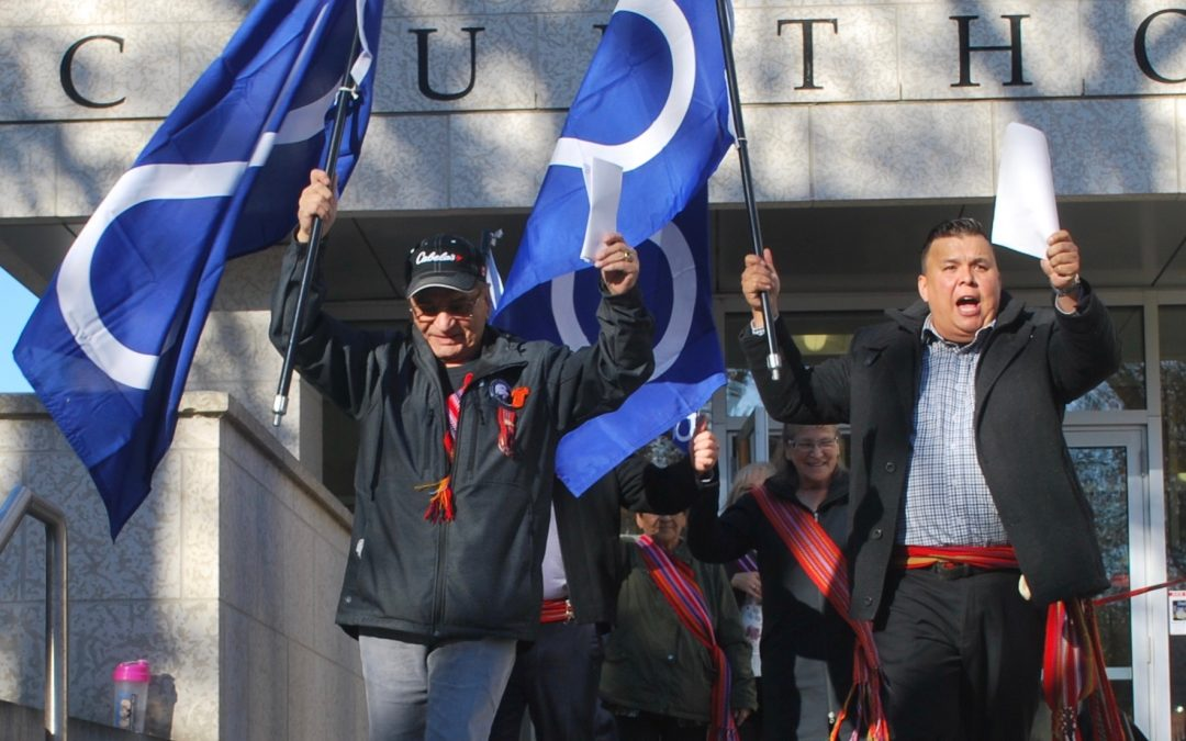 Alberta, Sask. Métis nations file major land claim lawsuit against Ottawa