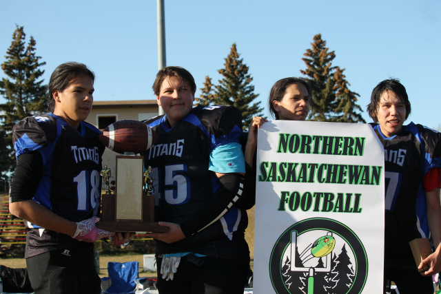 Northern football action finishes
