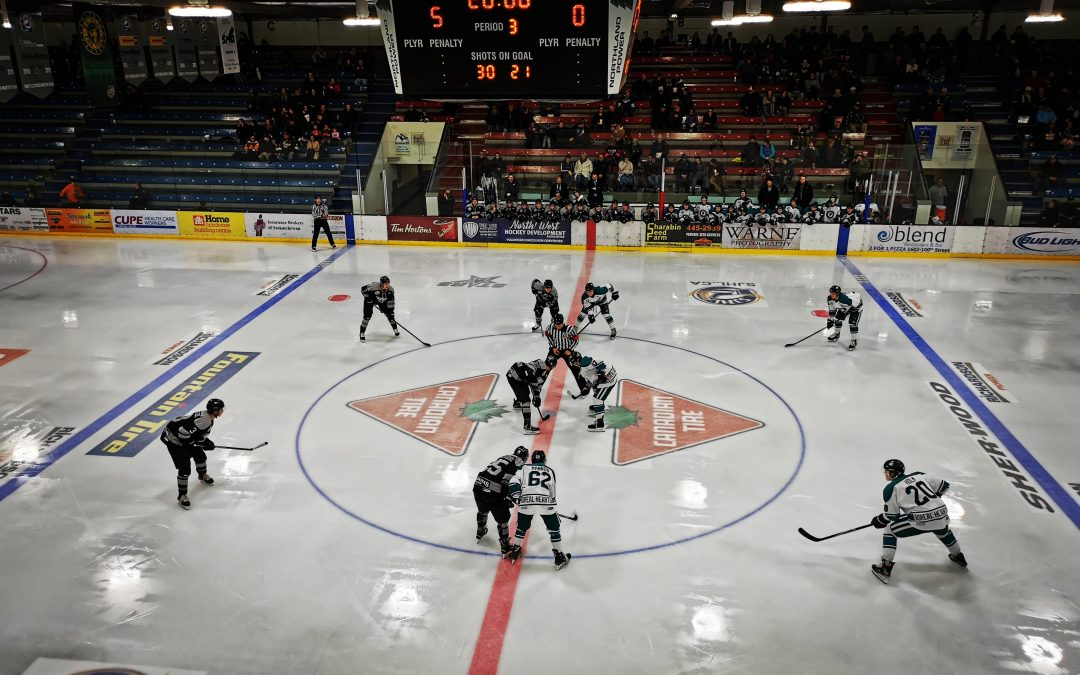 Ice Wolves blanked in North Battleford