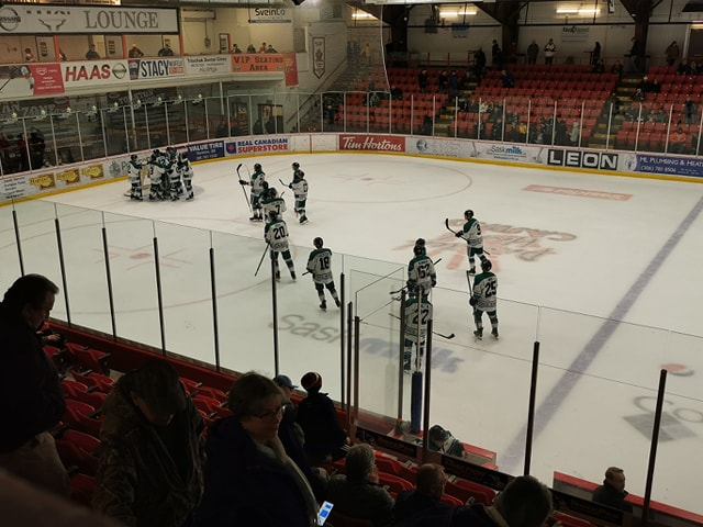Ice Wolves dump Terriers