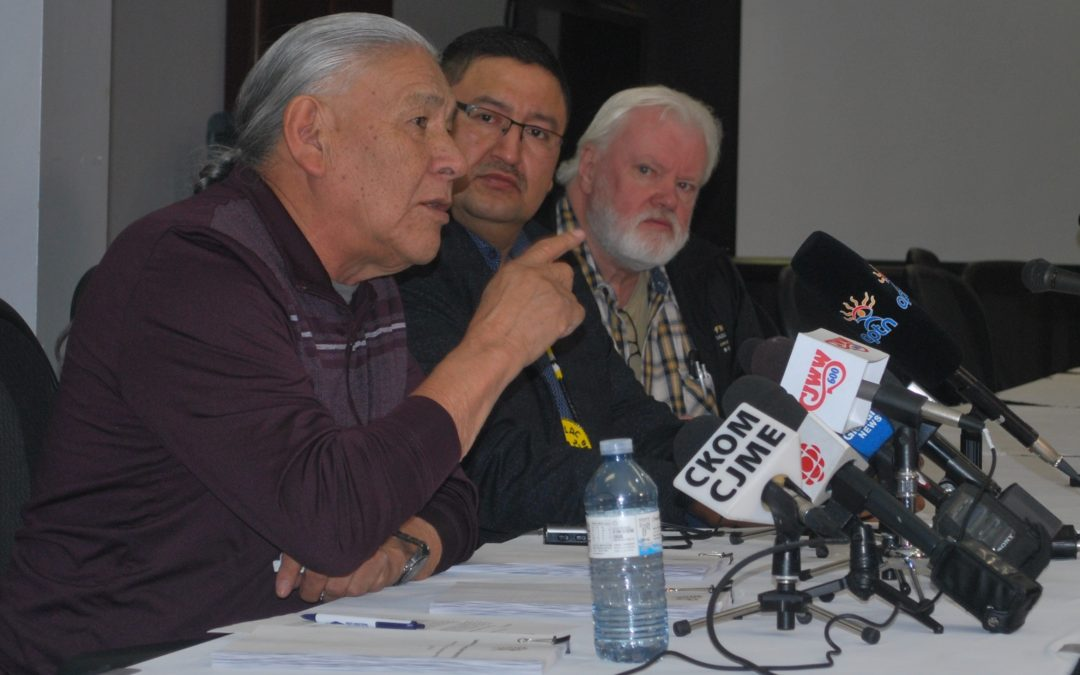 FSIN accuses province of not taking northern suicide issue seriously
