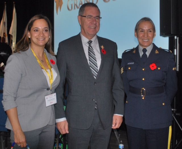 First Nations policing forum winds up in Saskatoon