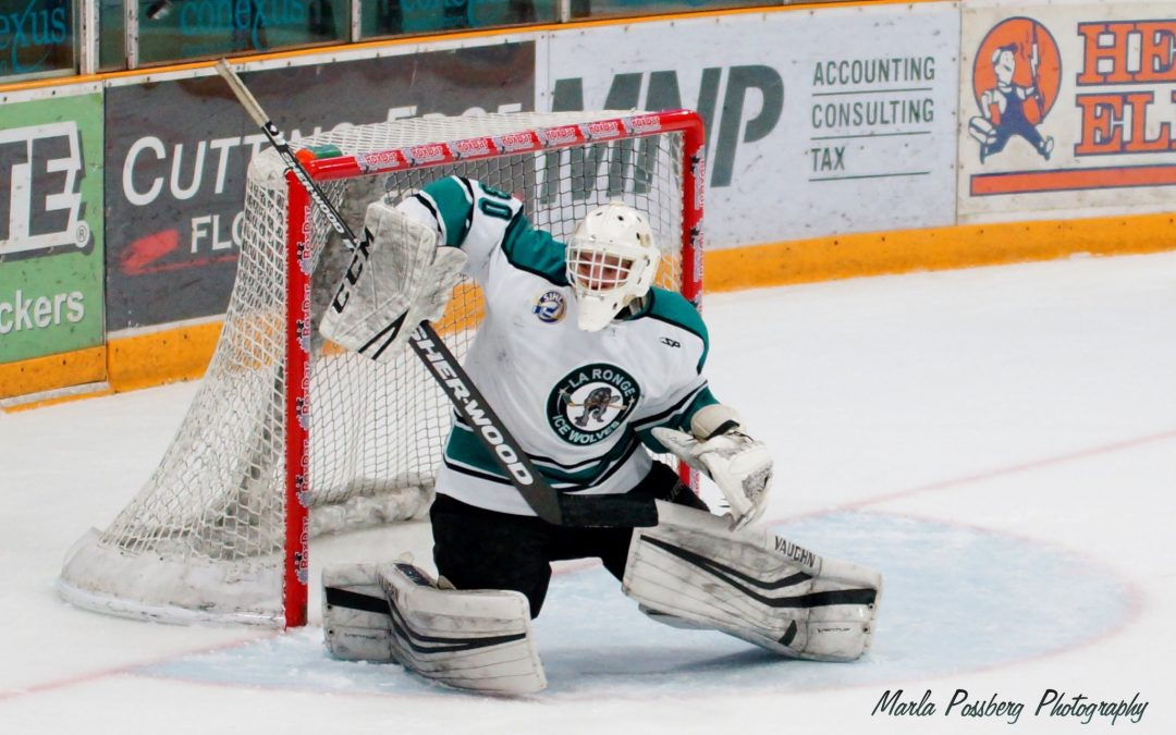 Ice Wolves earn weekly SJHL awards