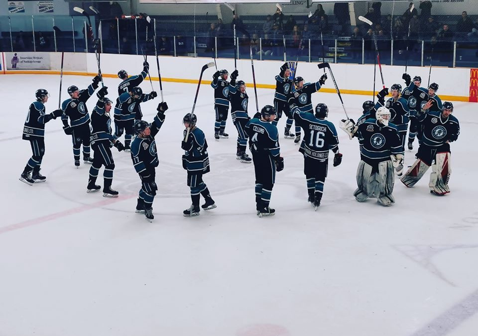 Ice Wolves respond with big win over Humboldt