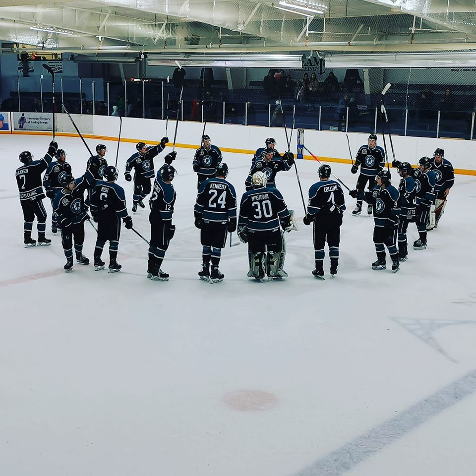 Ice Wolves win fourth straight