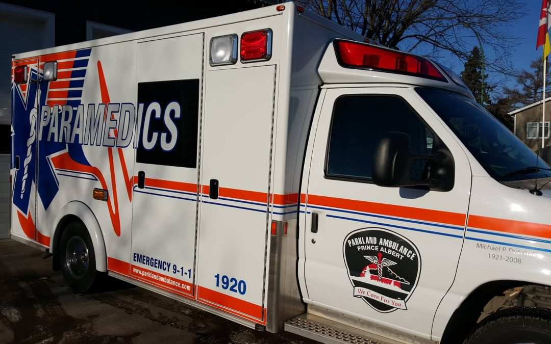 Pedestrian struck by vehicle in Montreal Lake