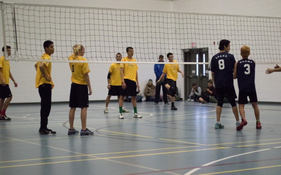 Prince Albert hosting volleyball championships this weekend